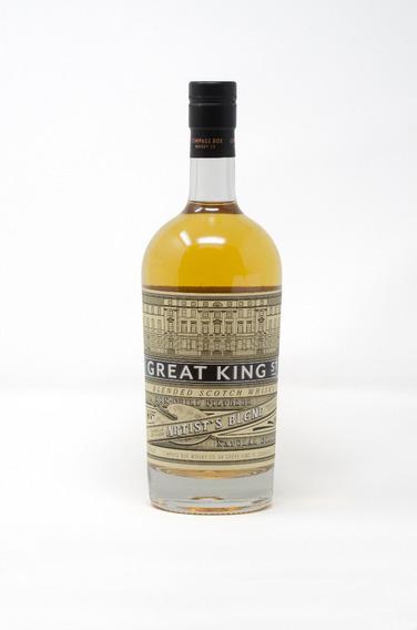 Great King´s Street -blend Scotch Whisky 700m