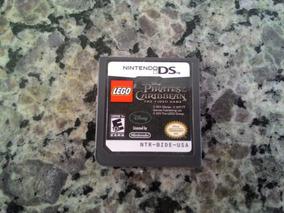 Jogo Lego Pirates Of The Caribbean Do Nintendo Ds (original)