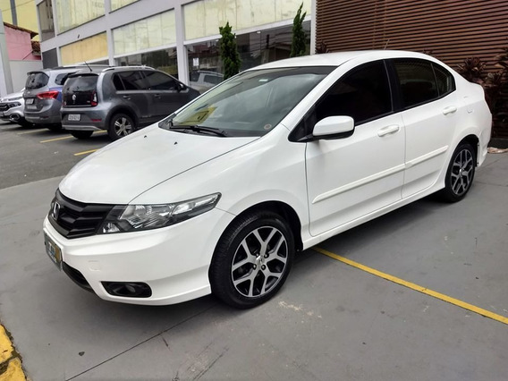Honda City 1.5 Sport 16v Flex Manual