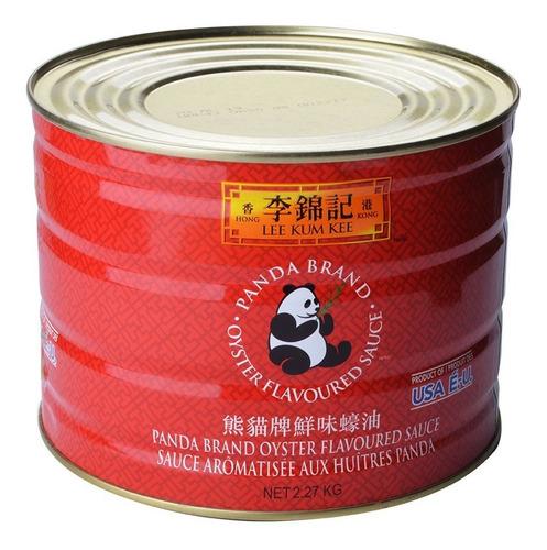 Imagen 1 de 1 de Salsa Panda De Ostión Lo Mein , Lee Kum Kee, 2.27kg
