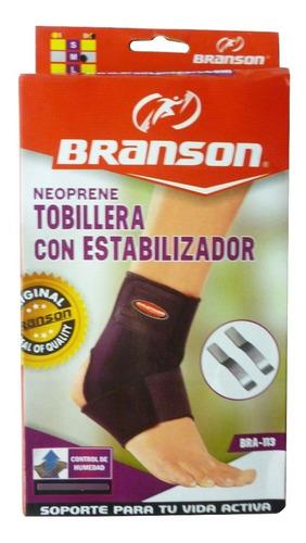 Imagen 1 de 2 de Tobillera Branson Original Con Estabilizador
