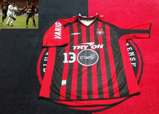 Camisa Atlético Paranaense 2004 Tryon/claro
