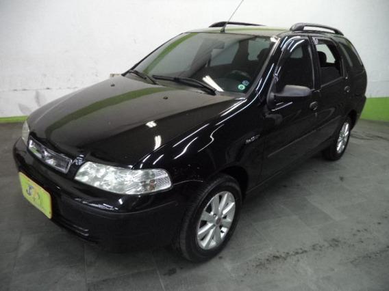 Fiat Palio Wekeend Elx 1.3 16v Ex 4p Completo 2003 Preto