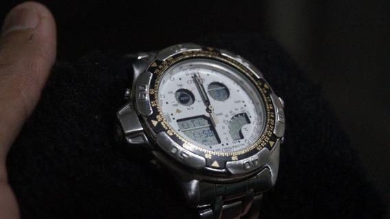 Relógio Citizen Pró Master