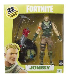 Fortnite Figura Articulada Coleccionable 18 Cm Jonesy