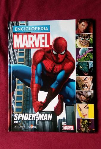 Enciclopedia Marvel Eaglemoss Numero 1