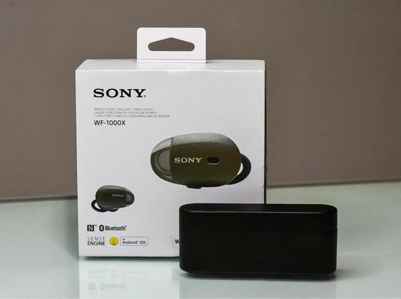 Headfone Sony Wf 1000x Sem Fio - Na Caixa!