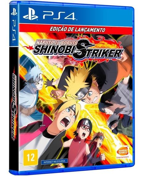 Game Ps4 Naruto To Boruto Shinobi Striker