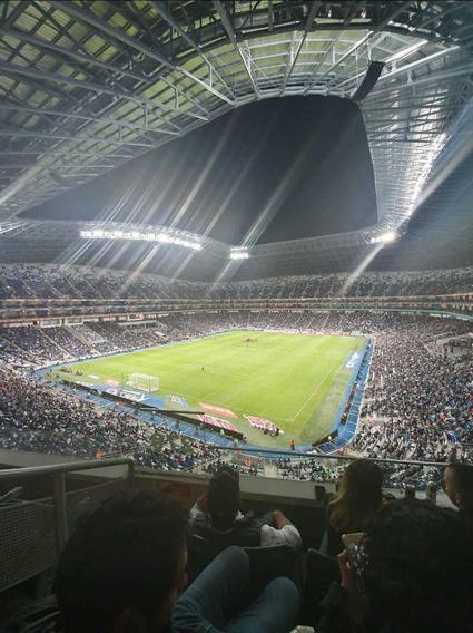 Se Vende Palco En Estadio Bbva Monterrey 9 Lugares 2 Estacio