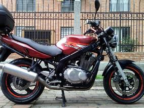 Suzuki Gs 500, Roja