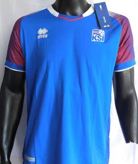 Camiseta Islandia Mundial 2018 Errea Iceland