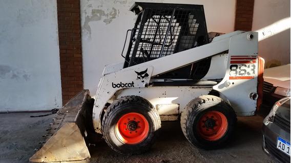Minicargadora Bobcat 863 Año 1998