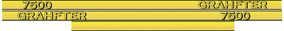Adesivo Personalizar Trator John Deere 7500