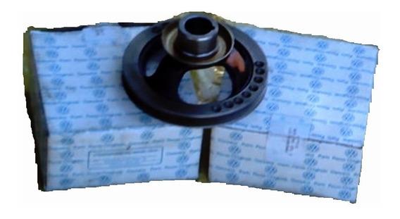 Polia Virabrequim Motor Cht Ae 1.0 Gol 1000 92 96 Vw Origina