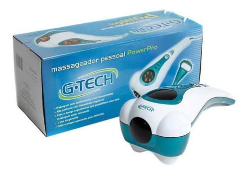 Massageador Power Pro G-tech 220v