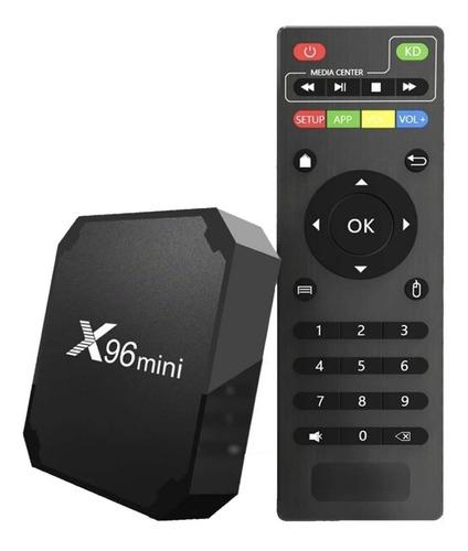 Tv Box X96 Mini 2gb 16gb Android Resolución 4k Ultra Hd Nnet