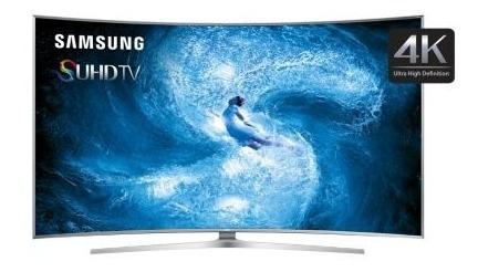 Tv 4k 3d Samsung Js 9500 78p Top De Linha