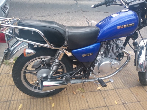 Suzuki Gs 125 F