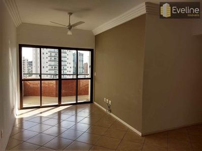 Apartamento Para Venda E Locação - Piazza - 3 Dms (1 Suíte) - V715