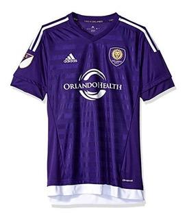 Camisa Orlando City Mls adidas - Time De Futebol