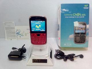 Samsung S3350 Fucsia Movistar -- Envío Gratis --