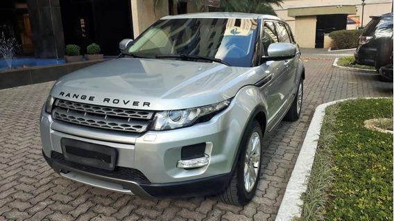 Land Rover Range Rover Evoque 2.0 Pure 4wd 2012 Blindado