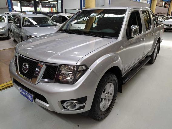 Nissan Frontier 2.5 4x4 Platinun Cd Prata 2014 (automática)