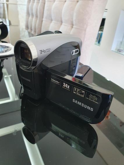 Filmadora Samsung Em Excelente Estado