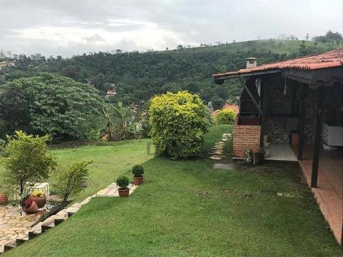 Chácara Com 4 Dormitórios À Venda, 2000 M² Por R$ 575.000,00 - Vivendas Do Engenho D Água - Itatiba/sp - Ch0414