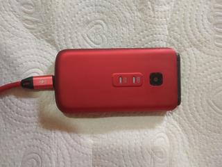 Celular Flip Vita Multilaser Dual Chip Mp3