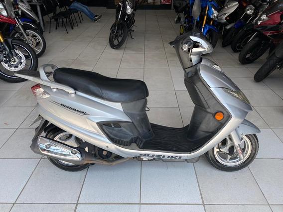 Suzuki Burgman 125 An 2009