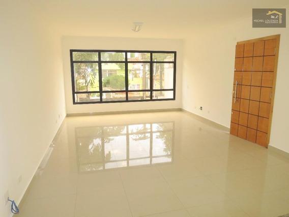 Sobrado Para Alugar, 200 M² Por R$ 5.000,00/mês - Jardim Avelino - São Paulo/sp - So0461