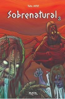 Libro. Sobrenatural 3. Cuentos De Terror Y Suspenso.