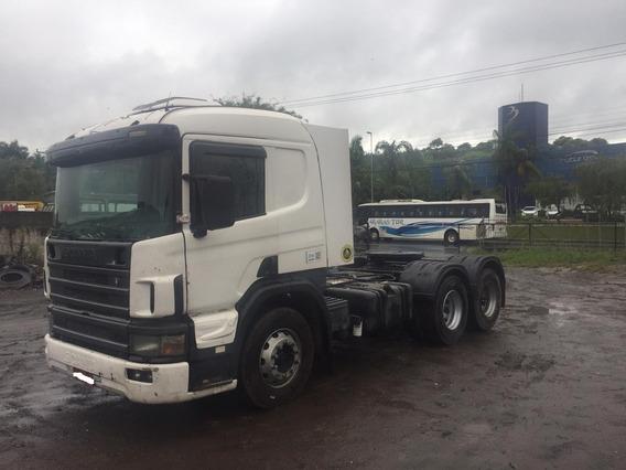 Scania 124 360 Ano 1999 (não Aceito Trocas)