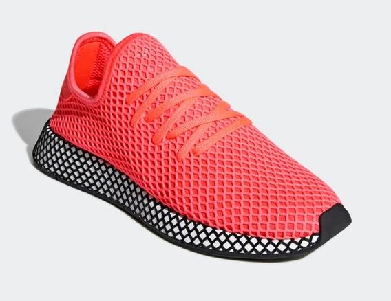 Tenis adidas Deerupt Runner Original De Malla