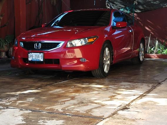 Honda Accord Coupe Deportivo