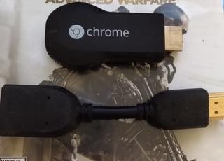 Google Chromecast 1gn Impecabl Original Wifi