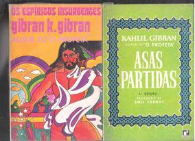 Asas Partidas + Os Espíritos Insurgentes - Kalil Gibran