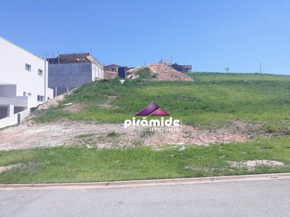 Terreno À Venda, 478 M² Por R$ 370.000,00 - Condomínio Residencial Alphaville - São José Dos Campos/sp - Te1078