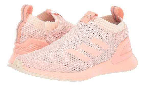 Tênis adidas Rapidarun Ll Knit Feminino - Rosa