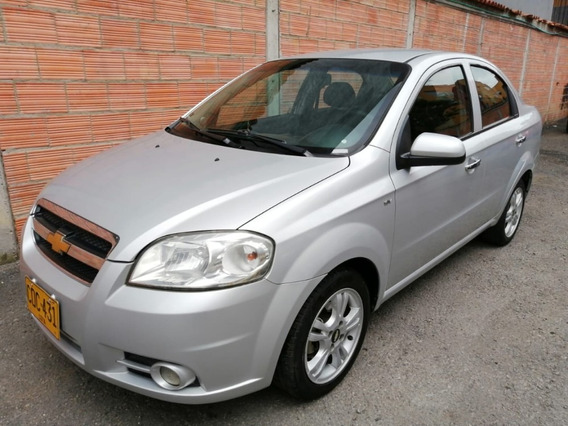 Chevrolet Aveo Emotion Full Equipo 4ptas M/t 1.6cc
