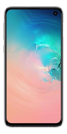 Samsung Galaxy S10e Dual SIM 128 GB Branco-prisma 6 GB RAM