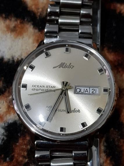 Relógio Mido Ocean Star Commander Automatico