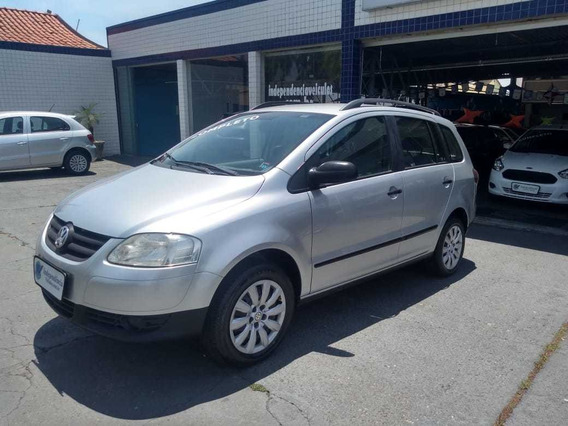 Volkswagen Space Fox 1.6 Plus Flex