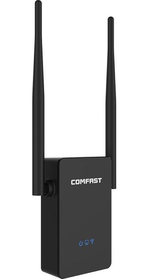 Comfast 300 M Dupla Antena Wi-fi Repetidor Router Ap