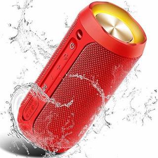 Altavoz Inalambrico Bluetooth, Altavoz Portatil Bluetooth Co