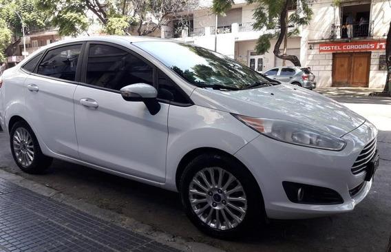 Ford Fiesta Kinetic Design 1.6 4p S Plus 2015