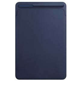Capa iPad Pro 10,5 Couro Azul Meia-noite Apple Mpu22zm/a