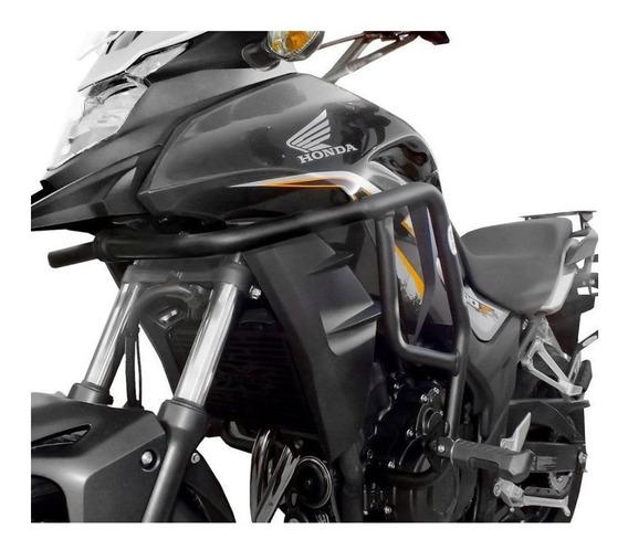Protetor Motor E Carenagem Scam Cb500x Cb 500x Com Pedaleira