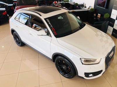 Audi Q3 2.0 Tfsi Ambition Quattro 4p Gasolina S Tronic